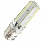 Dimmable E17 7W LED Corn Bulb Cold White Light 152-3014 SMD (AC 110V)