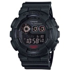 Genuine Casio G-Shock Limited Model GD-120MB-1ER Men's Digital Watch - Black