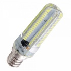 Dimmable E12 7W LED Corn Bulb Cold White 152-3014 SMD 840lm (AC 110V)