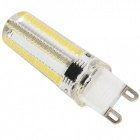 G9 7W Dimmable LED Corn Bulb Lamp Warm White Light 152-SMD (AC 110V)