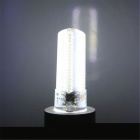 Dimmable E17 7W LED Corn Bulb Cool White 152-3014 SMD (AC 220~240V)