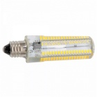 Dimmable E11 7W LED Corn Bulb Warm White Light 152-SMD 840lm (AC 110V)