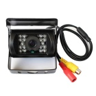 CMOS 150' Wide-Angle 0.6MP PAL Car Backup Rearview Camera w/ IR Night Vision for Bus, Lorry, Truck
