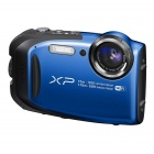 Genuine Fujifilm FinePix XP80 waterproof camera - Blue
