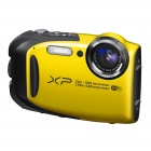 Genuine Fujifilm FinePix XP80 waterproof camera - Yellow