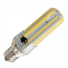 E12 7W Dimmable LED Corn Bulb Warm White Light 3000K 840lm (AC 110V)