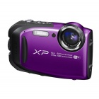 Genuine Fujifilm FinePix XP80 Waterproof Camera - Purple
