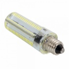 E11 7W Dimmable LED Corn Bulbo Cold White Light 840lm SMD 3014 (AC110V)