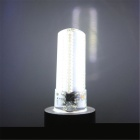 E11 7W Dimmable LED Corn Bulb Cold White Light 840lm SMD 3014 (AC110V)