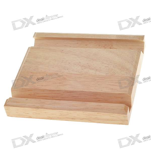 Wooden Docking Station for   Ipad (Oak)