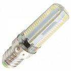 Dimmable E14 7W LED Corn Bulb Cool White 152-3014 SMD (AC 110V)
