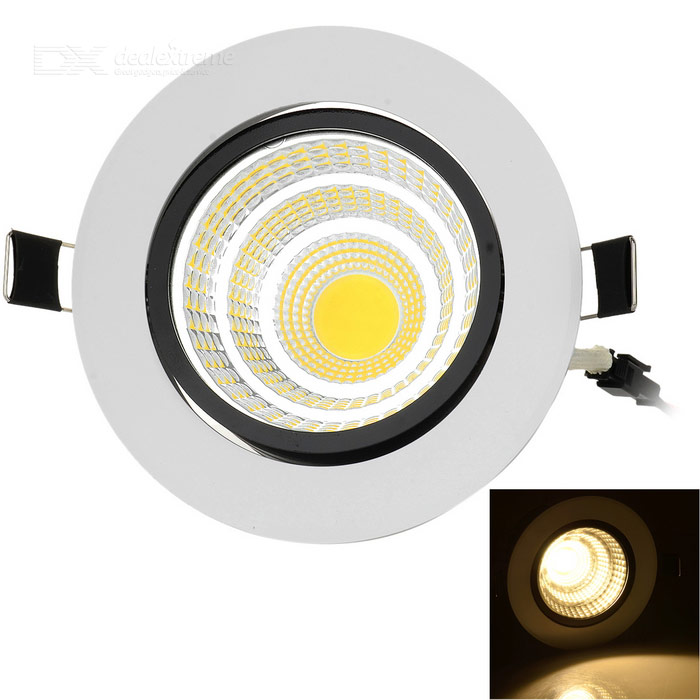 15W COB 3000K 1450lm Warm White Ceiling Lamp (85~265V)