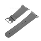 Watch Band w/ Attachment for APPLE WATCH 38mm - Grey