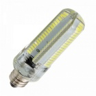 Dimmable E11 7W LED Corn Bulb Cold White 152-3014 SMD 840lm (220~240V)