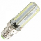 E14 7W Dimmable 152-SMD LED Corn Bulb Cold White Light (AC 220~240V)