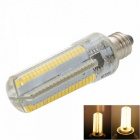 E11 7W Dimmable LED Corn Bulb Lamp Warm White Light 3000K 840lm 152-SMD 3014 (AC 220~240V)