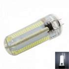 G4 7W Dimmable LED Corn Bulb White Light 6000K 840lm 152-SMD 3014 (AC 220~240V)