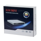 Slim Drive USB 3.0 ODD SATA Caddy with Classic Series 12.7mm - White