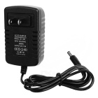 100~240V to DC 12V Power Supply Adapter Converter Transformer - Black (US Plug)