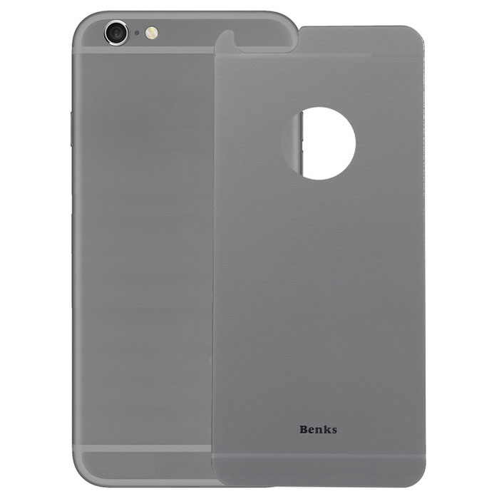 Benks Magic OKR+ Glass Back Screen Protector for IPHONE 6 PLUS - Grey