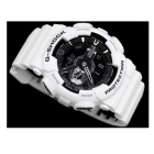Genuine Casio G-Shock GA-110GW-7ADR Garish Fashion Analog-Digital Watch - White