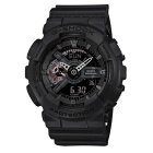 Genuine Casio G-Shock Limited Model GA-110MB-1AER Men's Analog-Digital Watch - Black