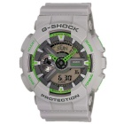 Genuine Casio G-Shock Limited Model GA-110TS-8A3ER Analog-Digital Watch - White