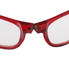 NEJE Folding Magnetic 2.0D Reading Presbyopic Glasses - Wine Red