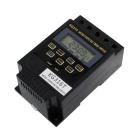 KG316T Micro-Computer Timer Switch Street Light Controller Timer Controller (AC 220V)