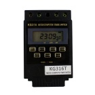 KG316T Micro-Computer Timer Switch Street Light Controller (220V)