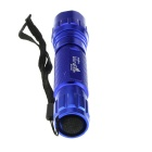 Ultrafire WB-501B XM-L2 LED 800lm 8-Mode Cold White Flashlight - Blue