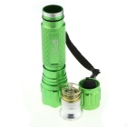Ultrafire WB-501B XM-L2 1-LED 800lm 8-Mode White Flashlight - Green