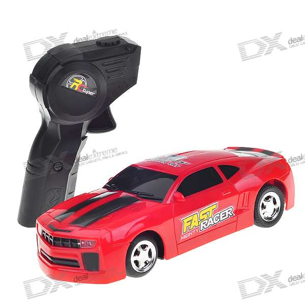 Sound Activated R/C Toy Car - Red (4*AA)