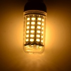 GU10 12W 1000lm Warm White Light 69-SMD LED Corn Bulb (AC 220~240V)