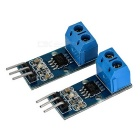 5A Measuring Range Current Sensor Module - Dark Blue (2PCS)