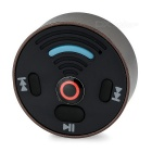 Cwxuan Car Vehicle Mounted Bluetooth V4.0 Audio Receiver w/ Hands-Free Calling - Black