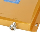 2G/3G/4G Cell Phone Signal Booster Repeater Amplifier - Gold (EU Plug)