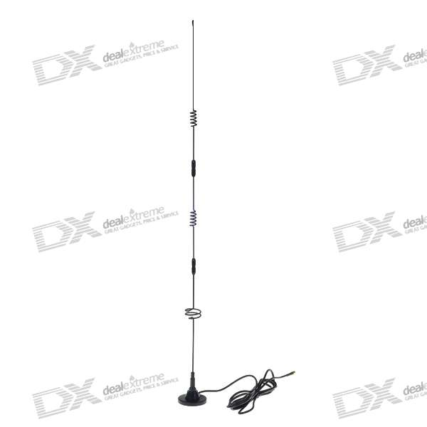 2.4GHz 11dBi RP-SMA Omni Antenna with Stand for WiFi/3G Network Wireless Router