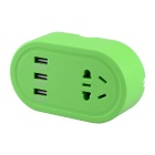 RNAi-805 Multifunctional 3-USB Desktop USB Rapid Charger