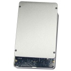 WBTUO USB3.1 Type-C to MSATA SSD RAID HDD Enclosure - Silver White