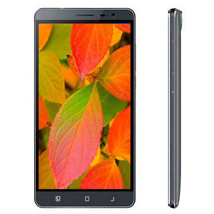 VKWORLD VK6050 Android 5.1 Quad-Core 4G Phone w/ 5.5″ IPS HD,GPS,13.0MP+5.0MP,16GB ROM, Wi-Fi – Gray
