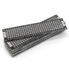 Double Side Prototype PCB Breadboards - Black (2*8cm / 10PCS)