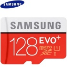 Samsung TF / Micro SDXC EVO Plus Memory Card - Red + White (128GB / UHS-I)