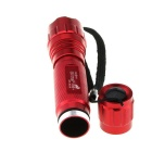 Ultrafire WB-501B 8-Mode XM-L2 LED White Memory Flashlight - Red