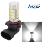 MZ 9006 13.5W LED Car Front Fog Lamp White 6500K 810lm 27-SMD 5630 (12~24V)