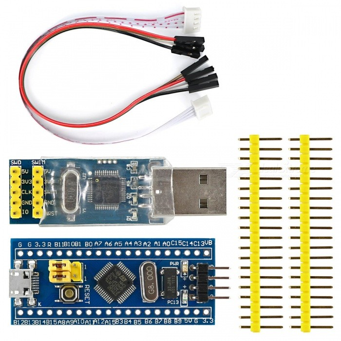 Cortex-M3 STM32F103C8T6 STM32 Development Board Kit