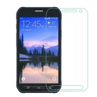 Protective Tempered Glass Screen Protector for Samsung G890 - Transparent