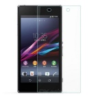 FineSource Clear Tempered Glass Screen Guard Protector for Sony Xperia Z1 L39h - Transparent