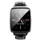 "M28 Wearable 1.54"" Touch Screen Smart Watch w/ Bluetooth V4.0 / Pedometer - Black"