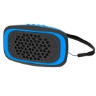 Outdoor Portable Wireless Bluetooth Handsfree Speaker - Blue
